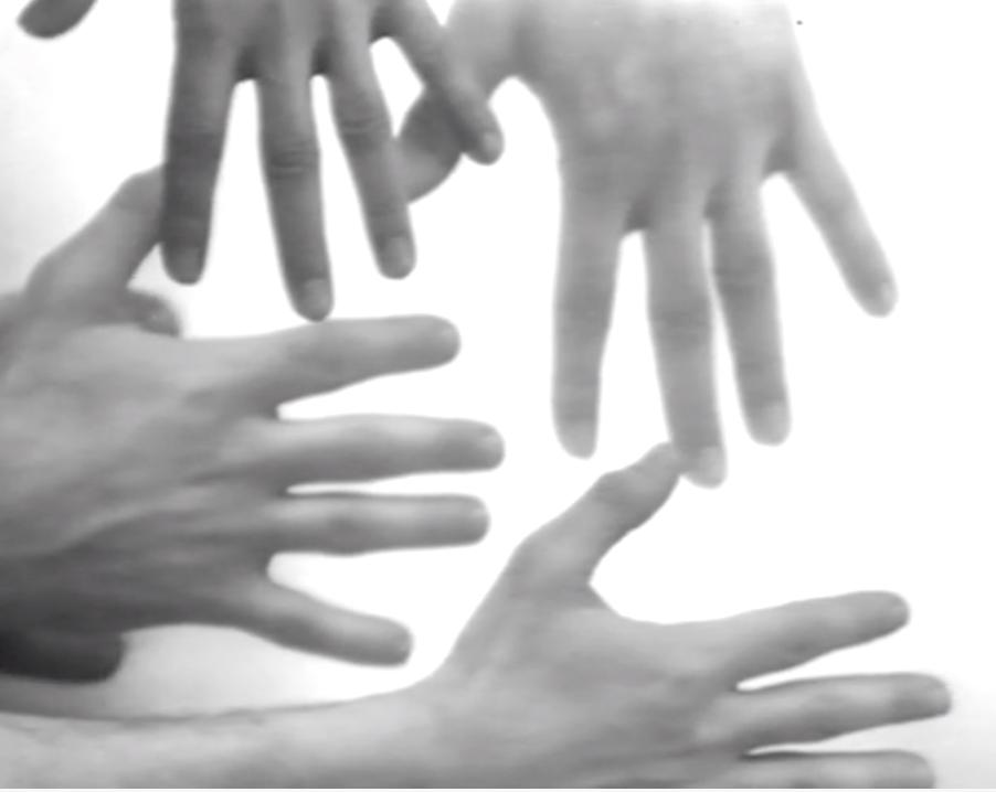 Anche le mani invecchiano