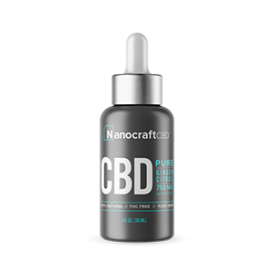nanocraft cbd cbd oil pure formula
