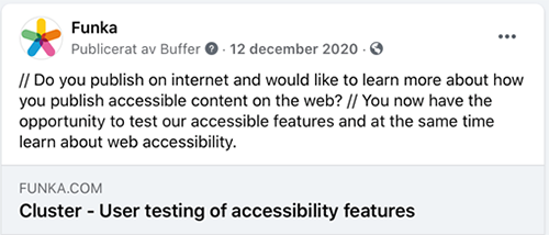 Tweet from kitconcept: Hey, @plone community. The #We4authors project is looking for web authors to test some accessibility features we plan to implement for Plone as part of the project. Please help us to improve the accessibility of Plone and other authoring tools by filling out the survey. #a11y