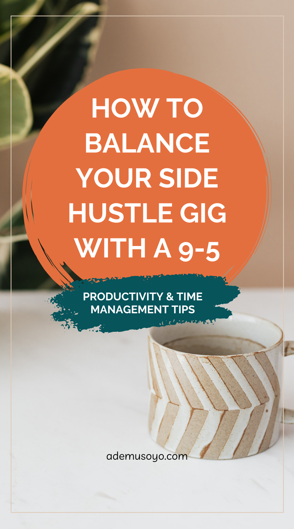 How to Balance Your Side Hustle Gig With a 9-5