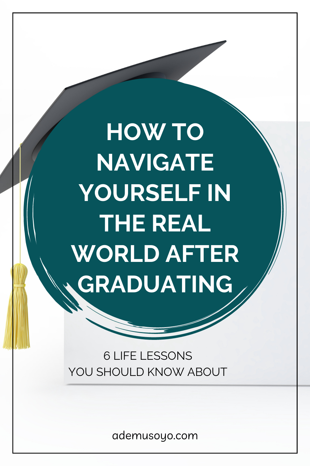 The Best Lessons I Learned Post Grad: My 5 Years Reflection