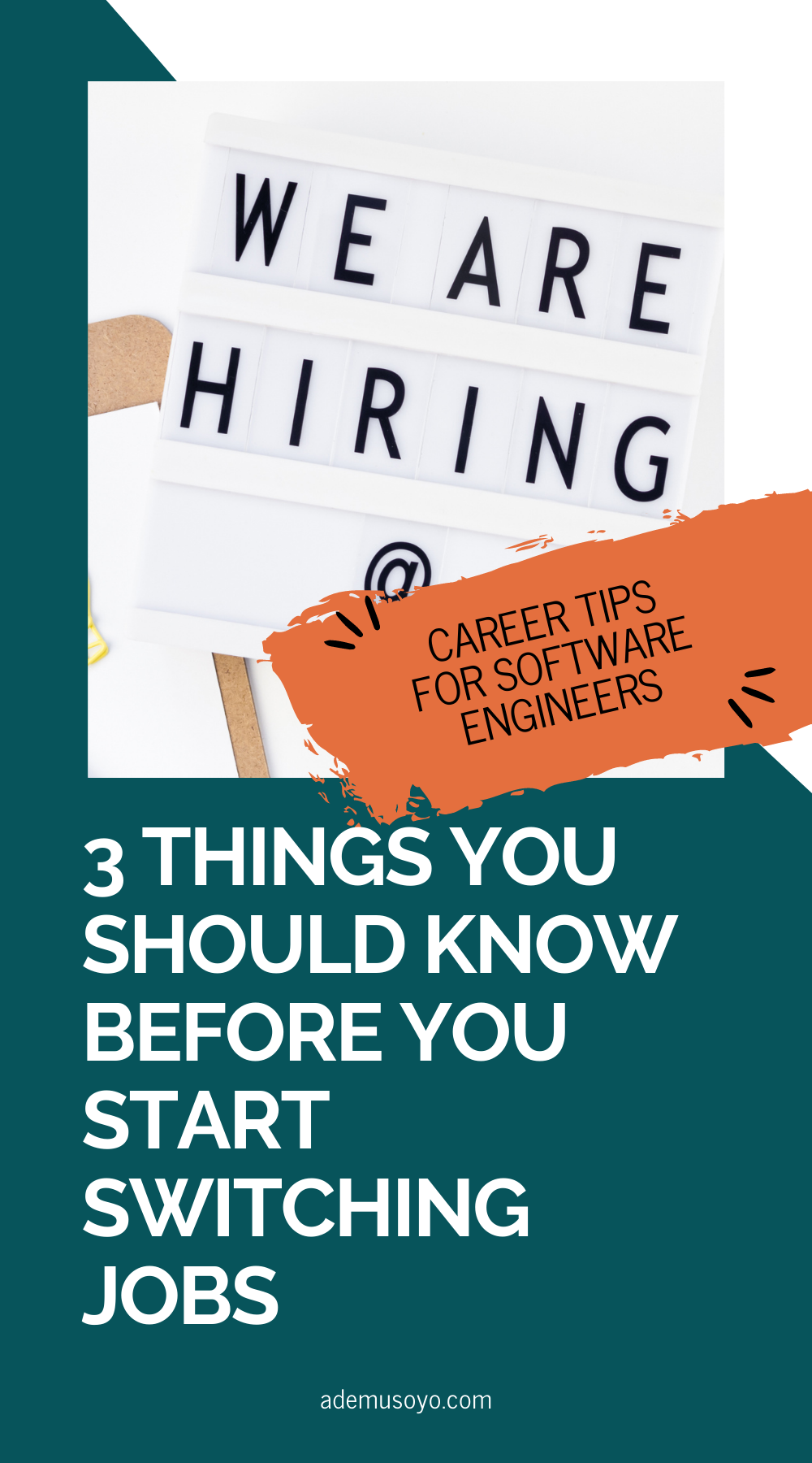 Here's What You Should Know Before You Start Switching Jobs
