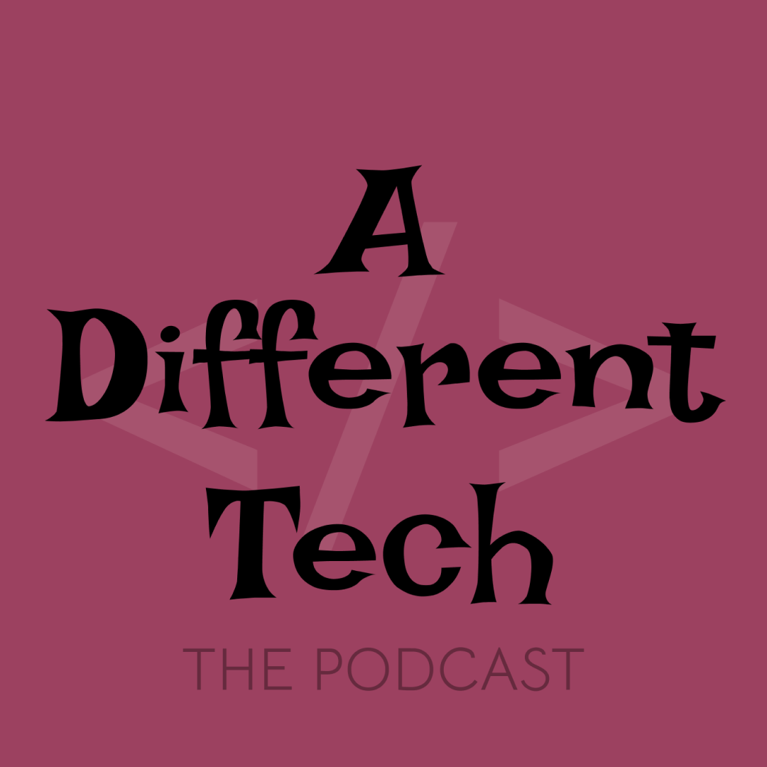 A different tech podcast. Podcasters of color.