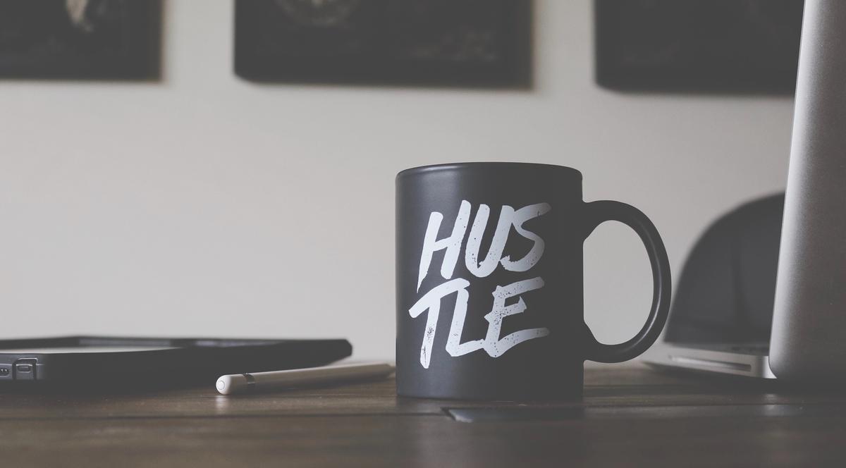 side hustle, side gig, 9-5 job