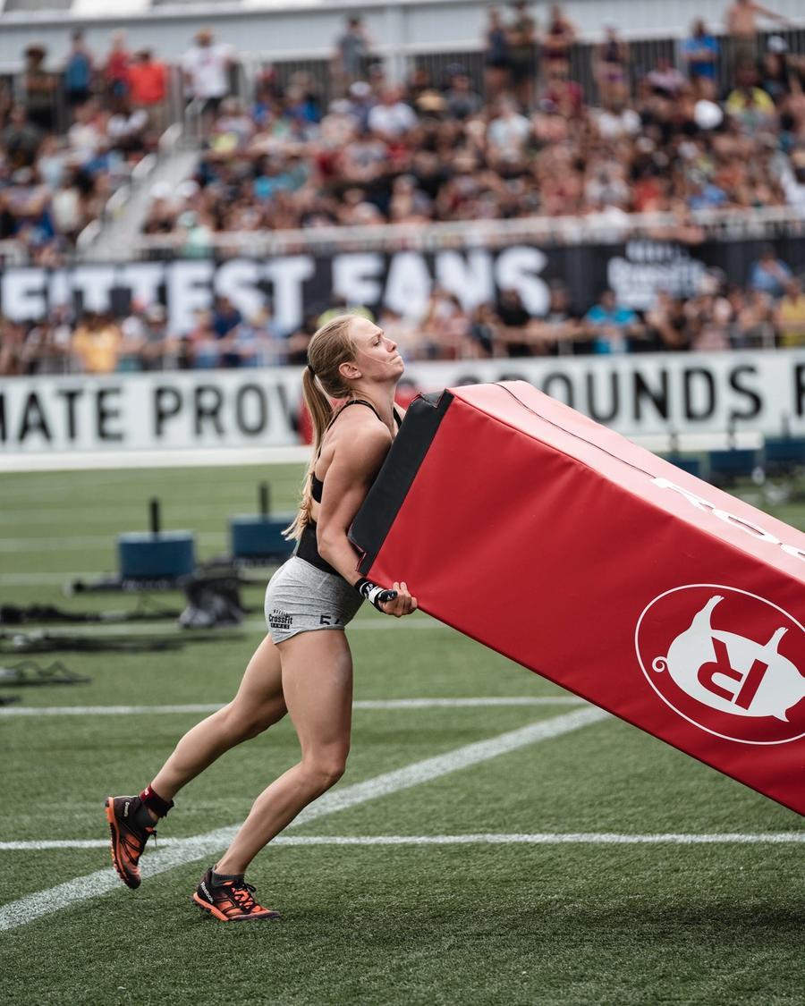 Thuri Helgadottir Nobull CrossFit Games 2021