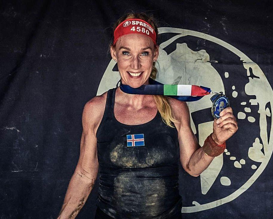 Ólafía Kvaran, Spartan Race, GreenFit
