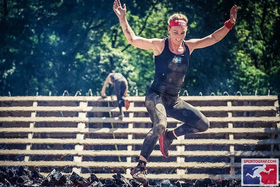 Olafia Kvaran Spartan race
