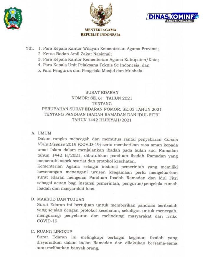 iklan pengumuman kebijakan pemerintah 3