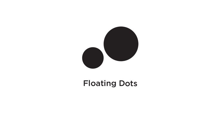 Floating Dotsのロゴ