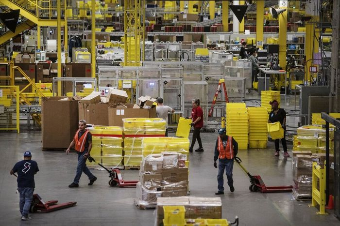 Amazon has the Most Advanced Supply Chain Workforce. Where are Those People Going Next?