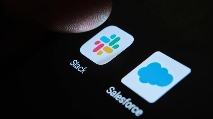 Should Salesforce Really Buy Slack?