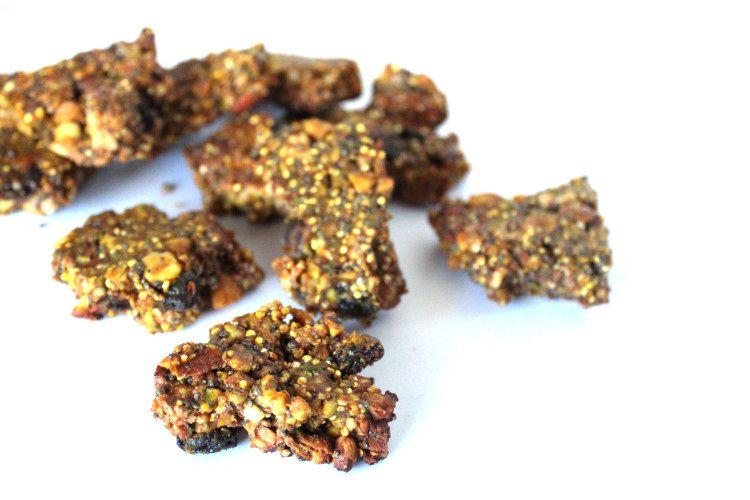 Kettlebell Crunch Granola