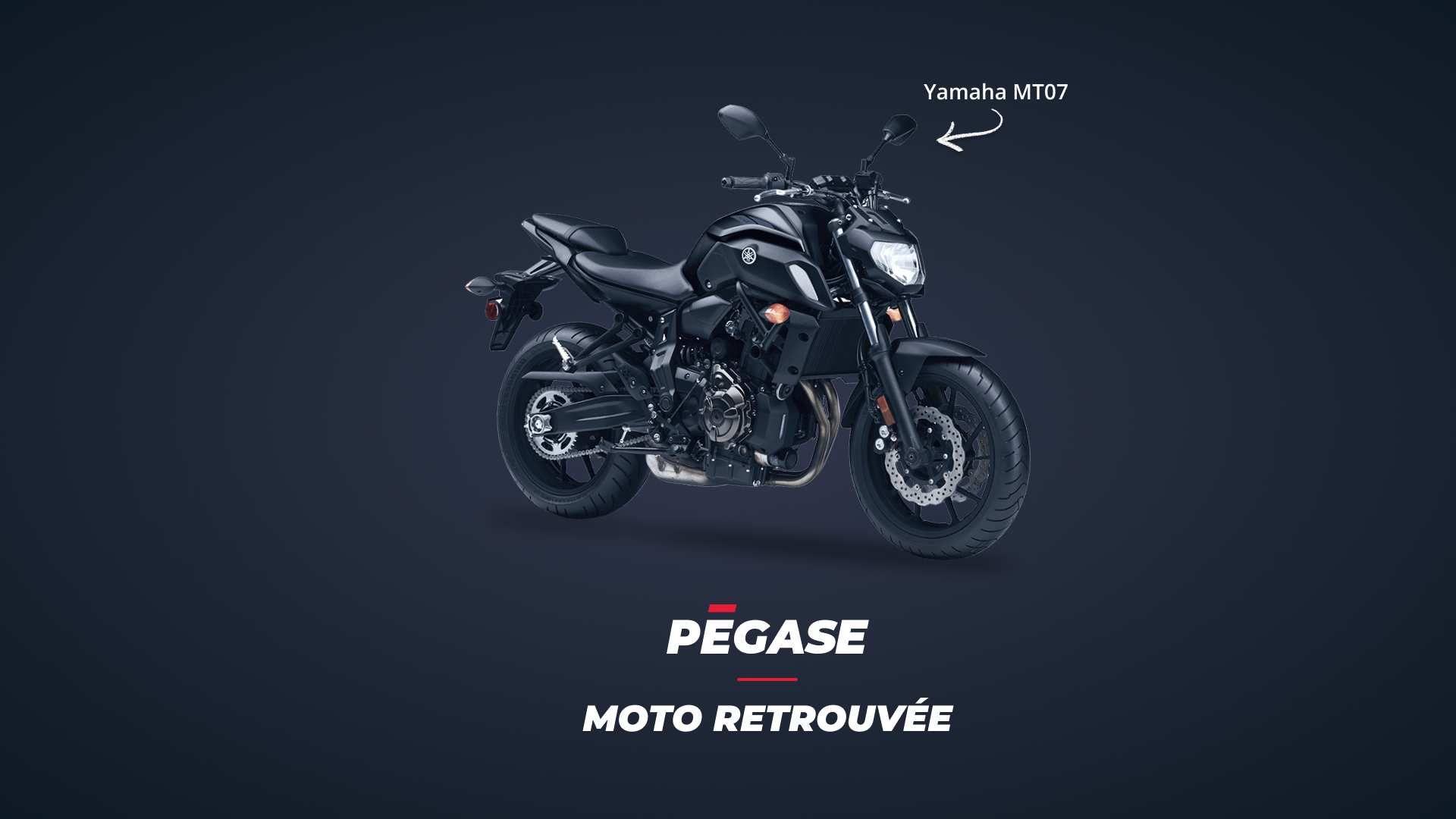 Gestolen fiets alarm! Yamaha MT07