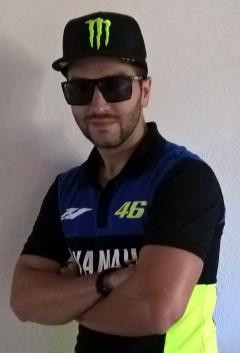 Loic, Valentino Rossi Fan
