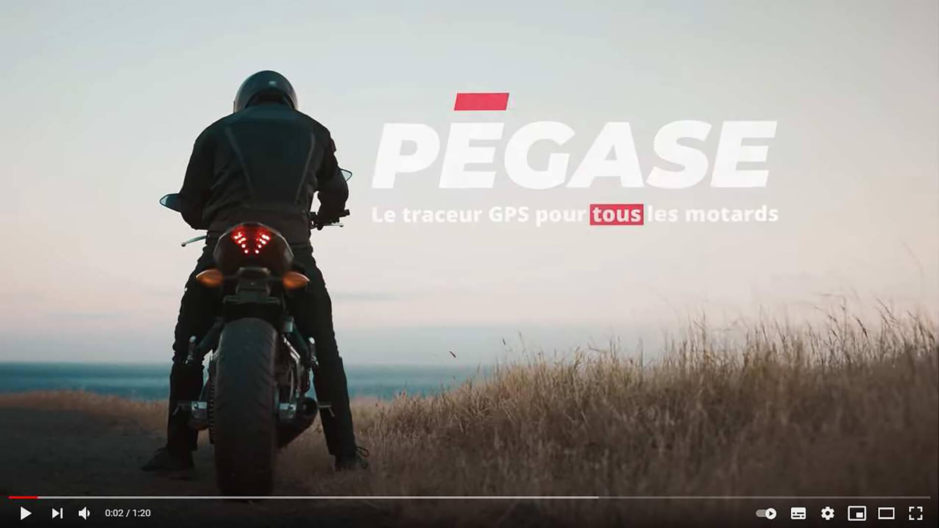 Hoe bescherm je je motor met de GPS tracker Pegase Moto ?