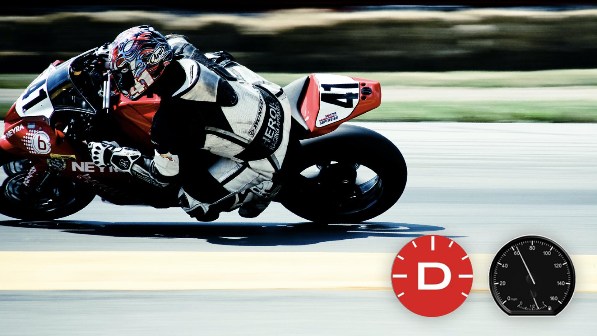 dashware motorbike