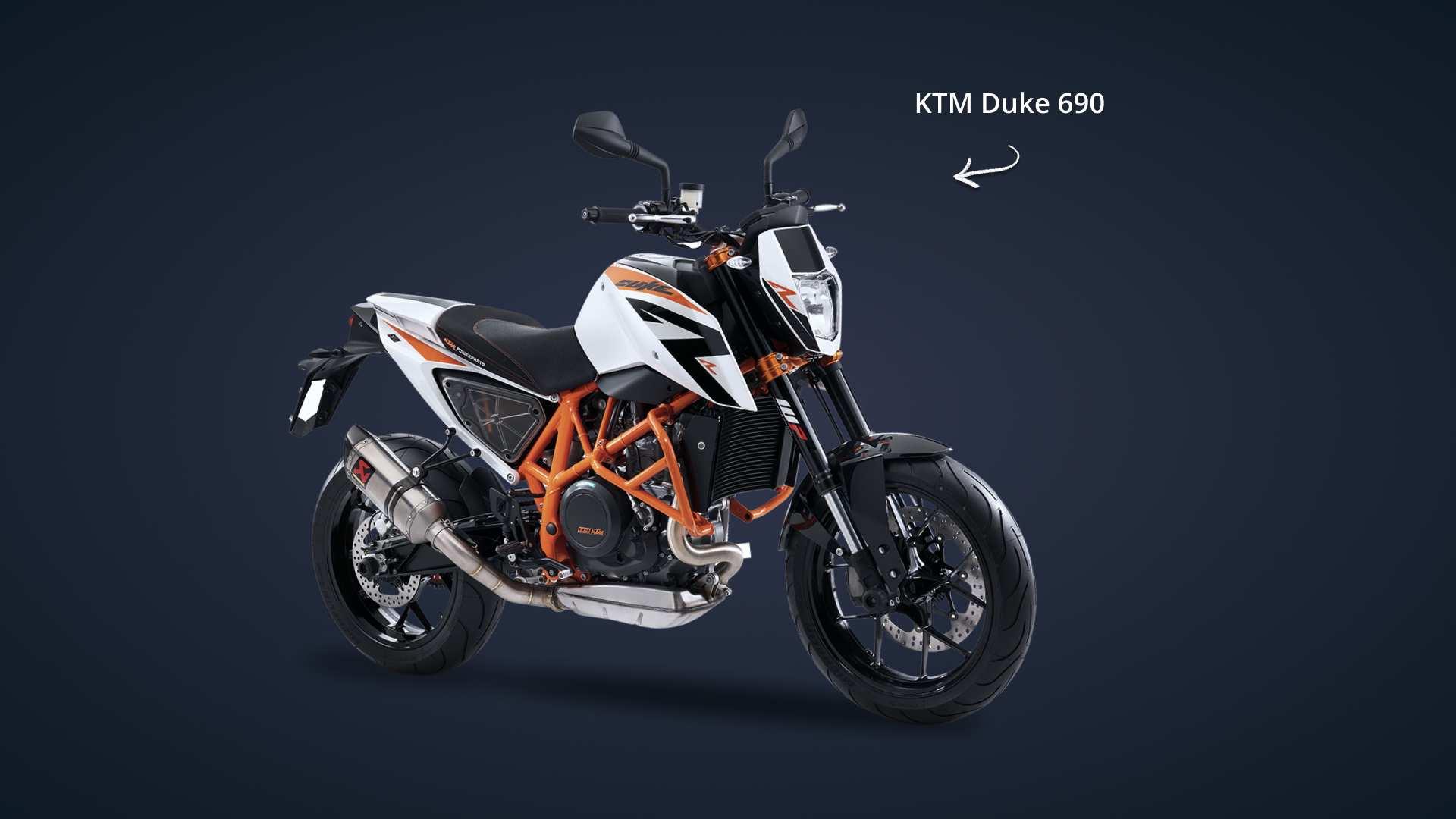Gestohlen KTM Duke 690 und gefunden dank Pegase Moto GPS tracker