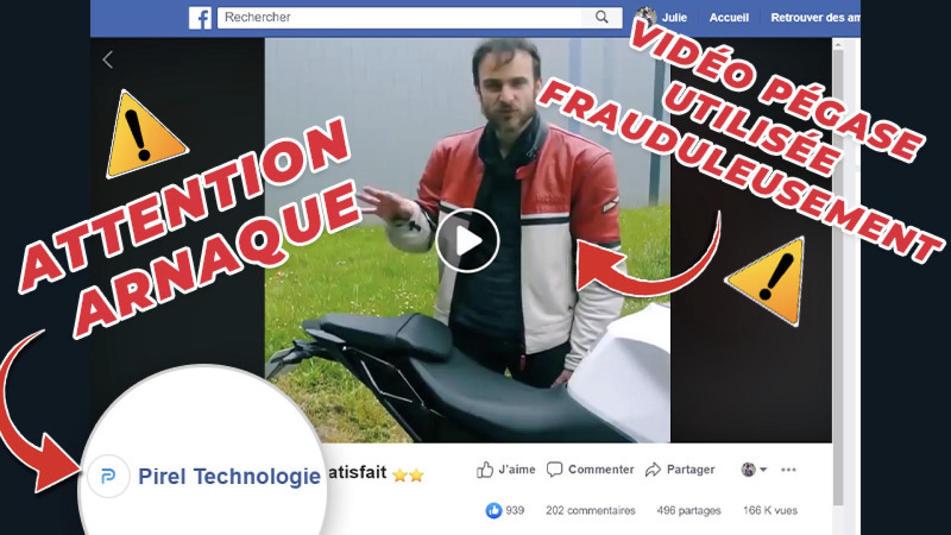 fraude pirel technologie