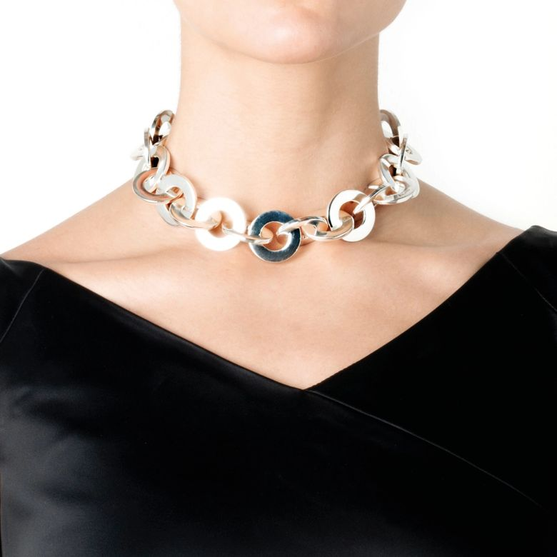 FUNKY CHAIN NECKLACE