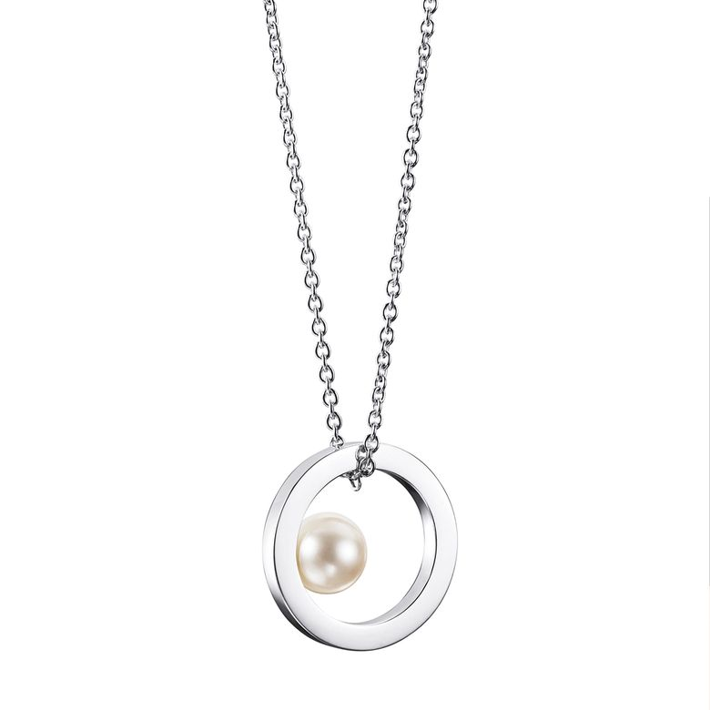 60'S PEARL LONG NECKLACE