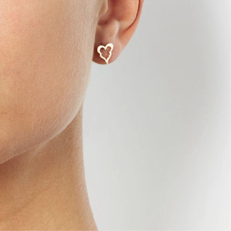 CRAZY HEART EAR