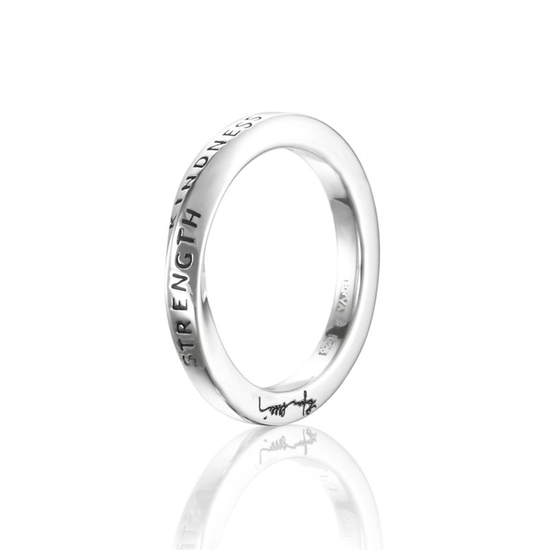 STRENGTH & KINDNESS RING