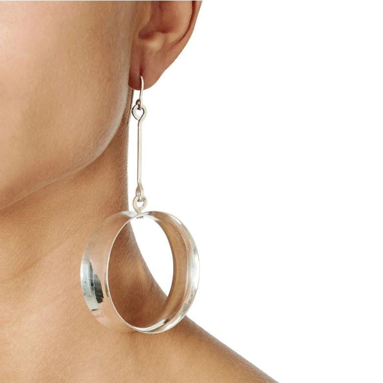 HOOKED ON SIMONE EARRINGS