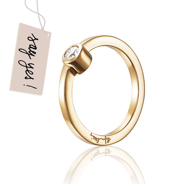 HELLO SUNSHINE RING