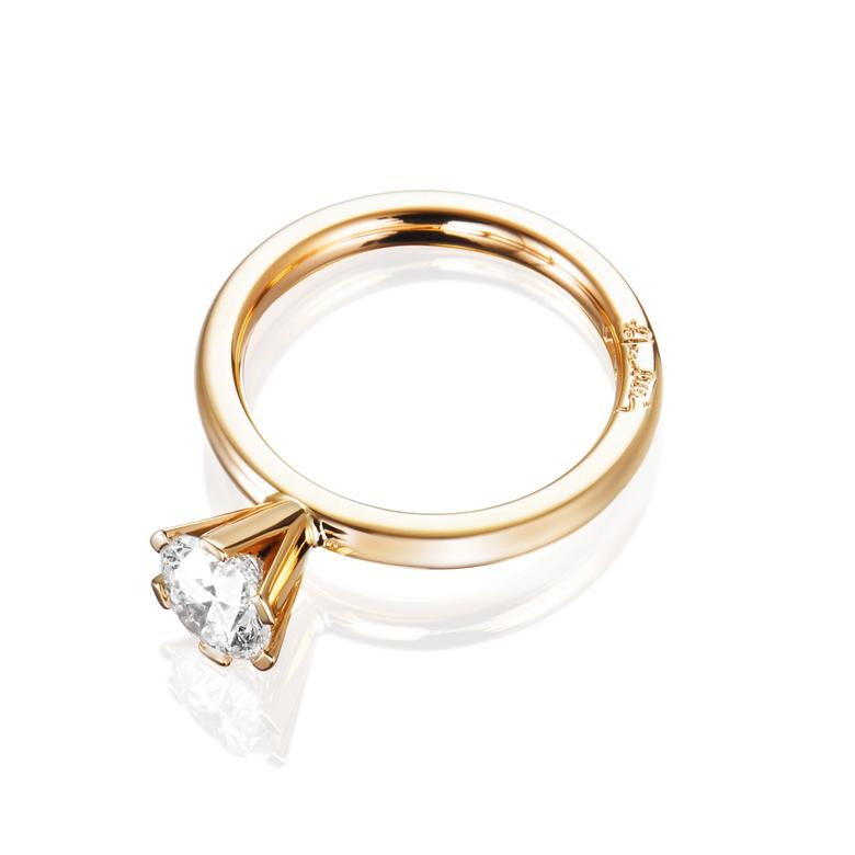 HIGH ON LOVE RING 1.0 CT