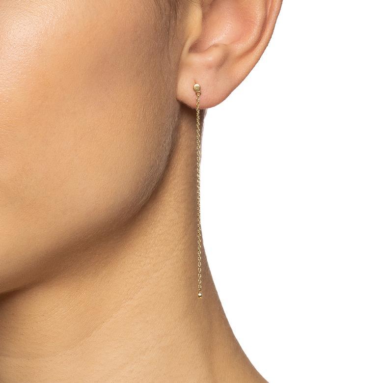 MY FIRST DIAMOND EARRINGS