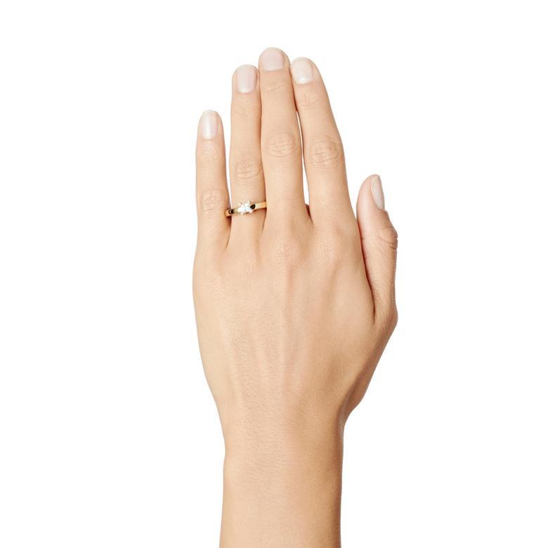 DOLCE VITA PRINCESS RING 0.40 CT
