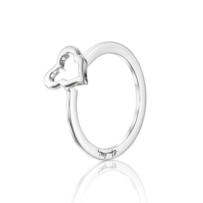 CRAZY HEART RING