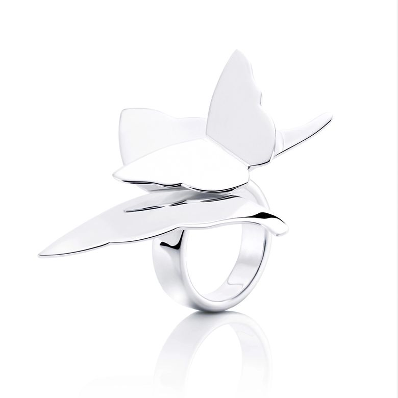 MISS BUTTERFLY RING.