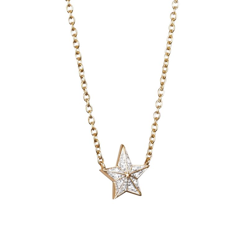 CATCH A FALLING STAR & STARS NECKLACE