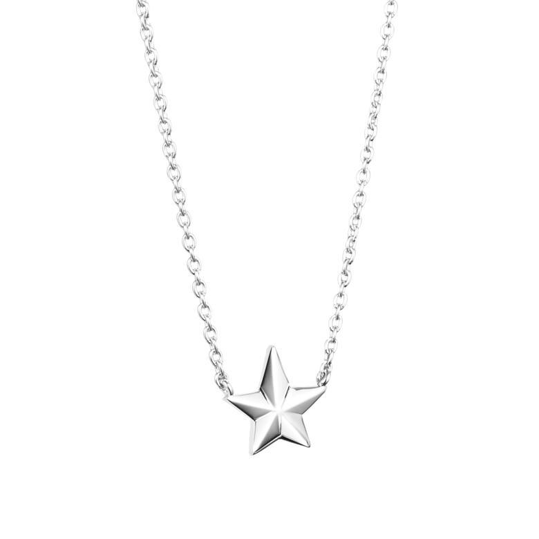 CATCH A FALLING STAR SINGLE NECKLACE