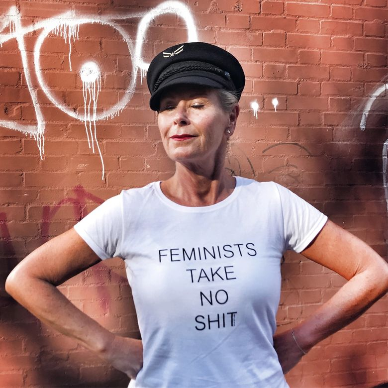 FEMINISTS TAKE NO SHIT - WOMAN II