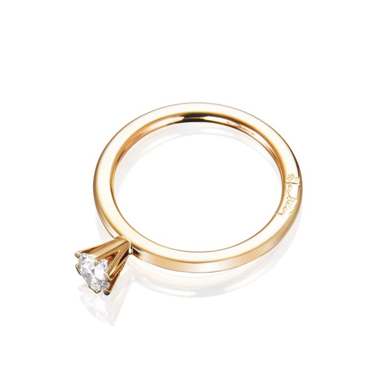 HIGH ON LOVE RING 0.30 CT