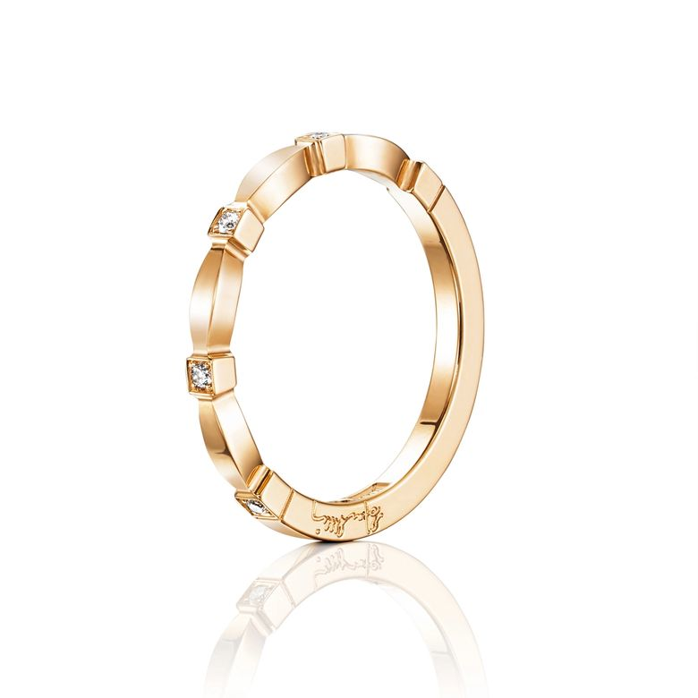 FORGET ME NOT THIN RING