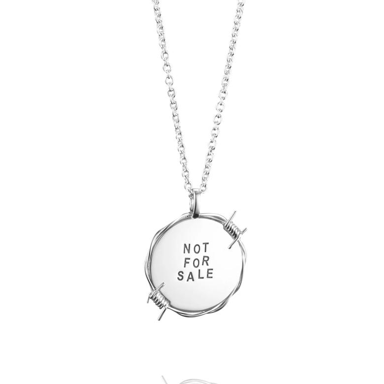 NOT FOR SALE PENDANT