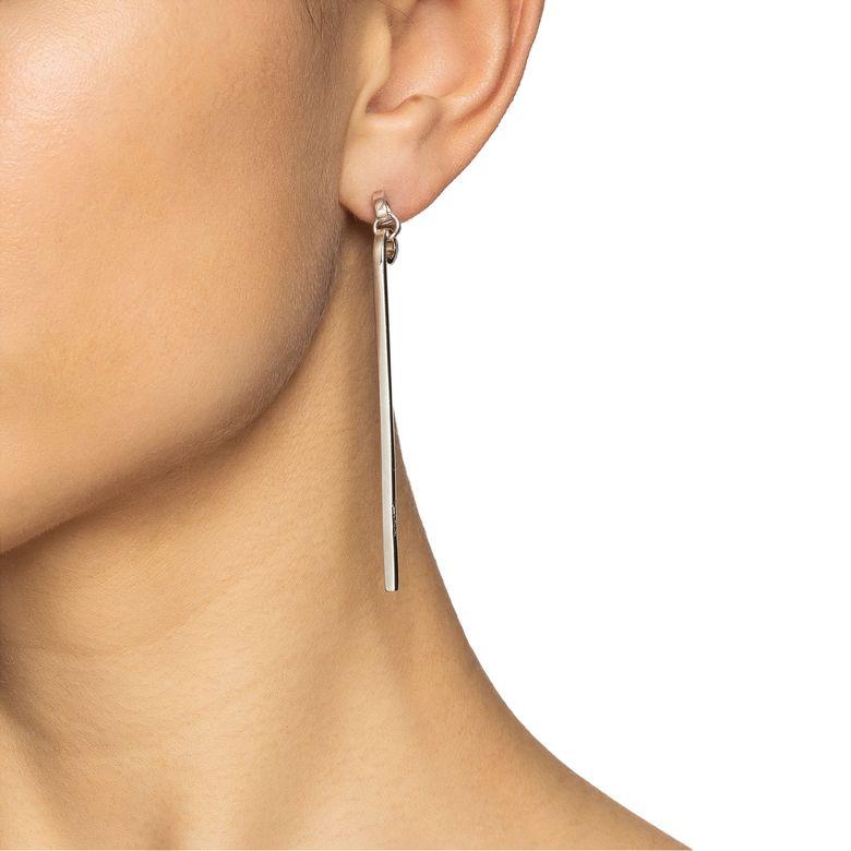 THIN EARRINGS - VERITAS VOS LIBERABIT
