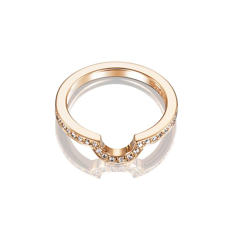 YOU & ME THREESOME RING