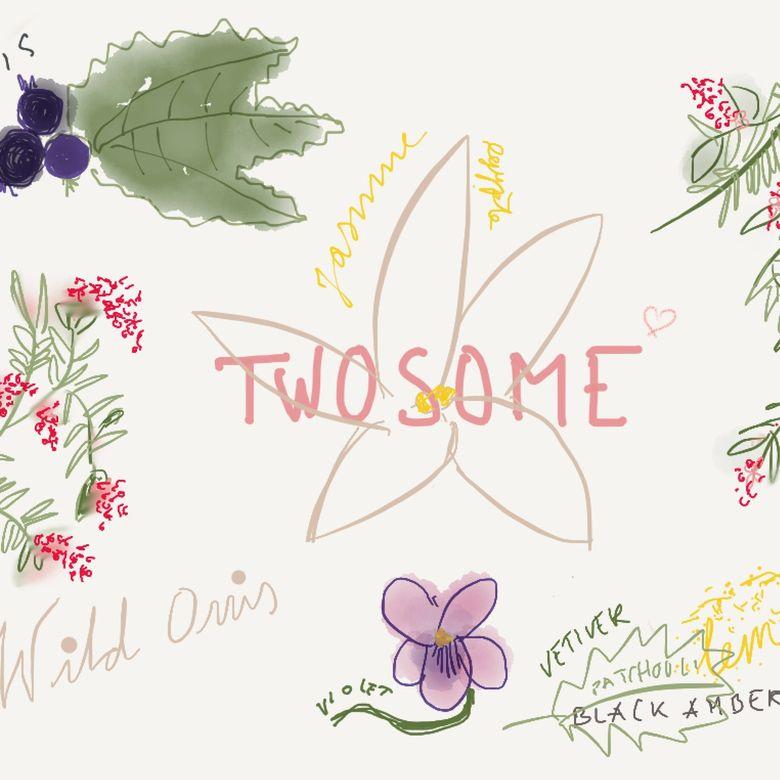 PERFUME - TWOSOME