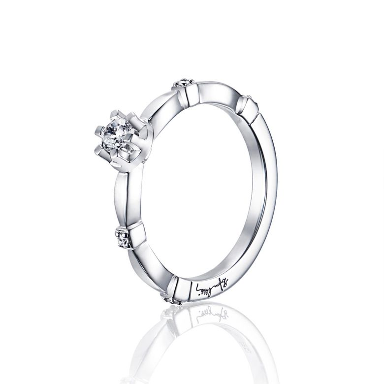 FORGET ME NOT STAR RING