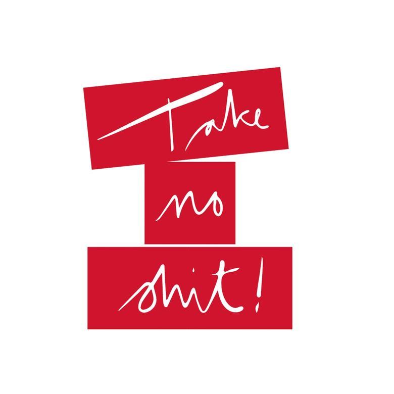 TAKE NO SHIT - WOMAN (W)