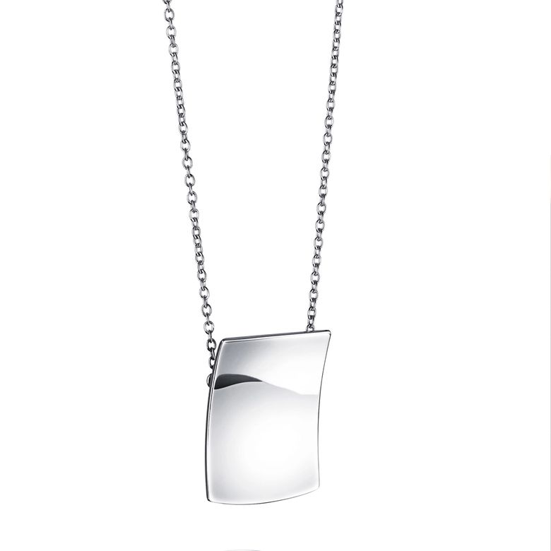 HOOKED ON SIMONE NECKLACE.