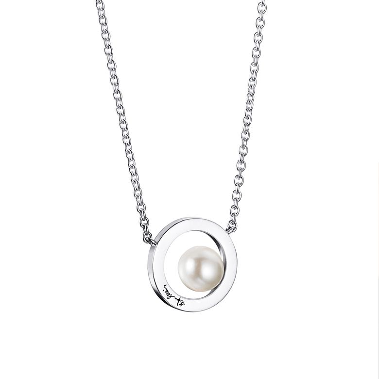 60'S PEARL NECKLACE