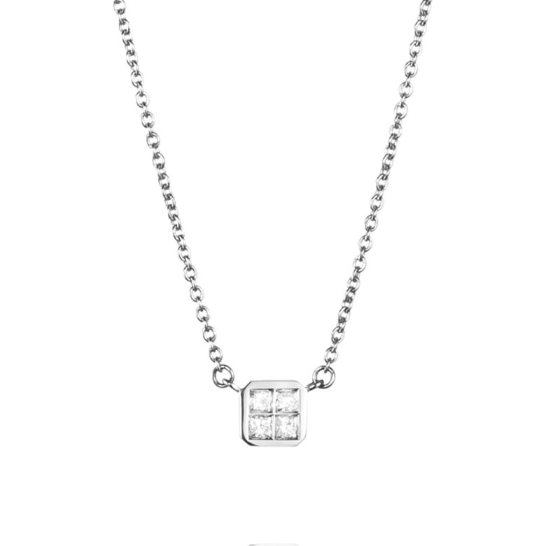 4 LOVE NECKLACE