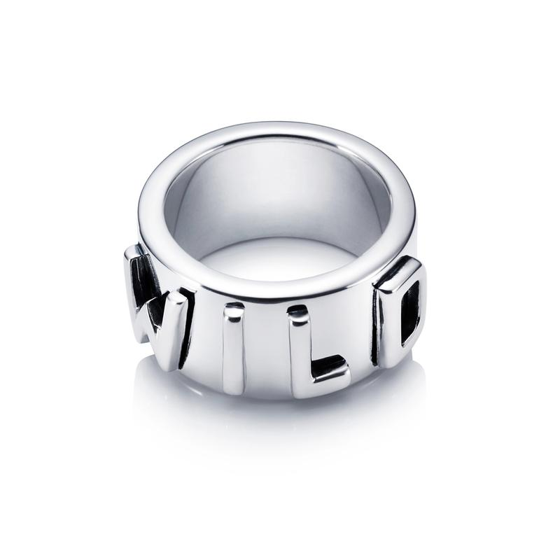 WILD AT HEART ON RING.