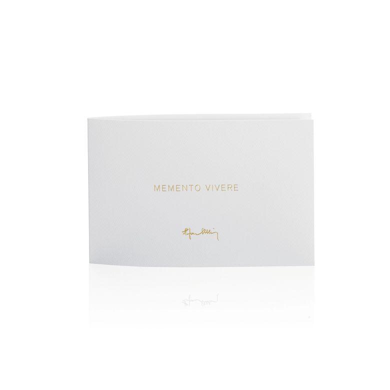 GREETING CARD – MEMENTO VIVERE