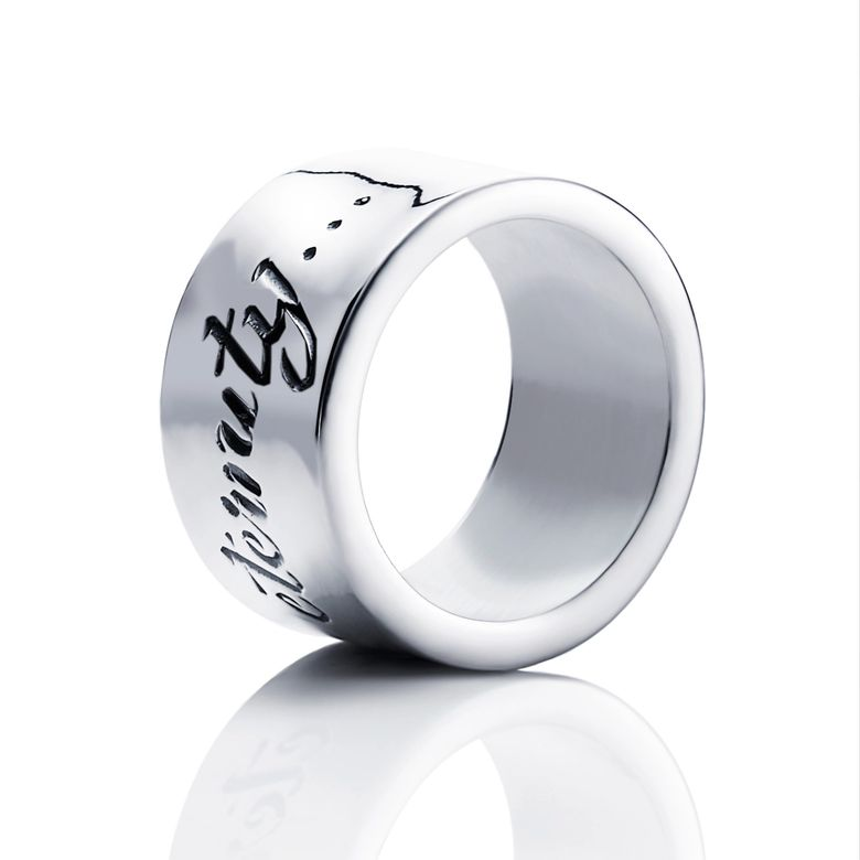 FROM HERE TO ETERNITY WIDE RING.
